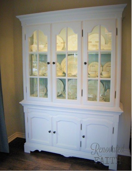 front china cabinet