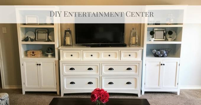 diy-entertaiment-center